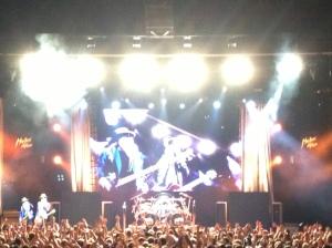 ZZ Top concert